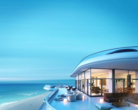 Blue, Sky, Property, House, Resort, Architecture, Swimming pool, Building, Azure, Turquoise,