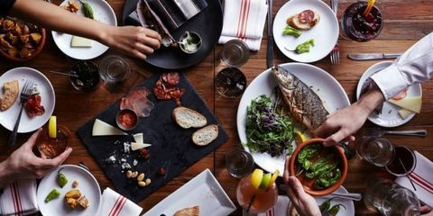 Global Customs Dinner Etiquette