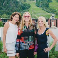 Fendi, Inner Circle, November 2015, Allison Kanders, Liz Larner, Heidi Zuckerman