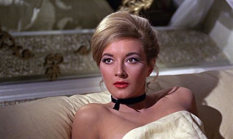 <p>The first runner up in 1960's Miss Universe pageant, she studied ballet for right years and was a professional model. In the film (Sean Connery's favorite of the series), she played a Bolshevik corporal sent to entrap James Bond.</p>