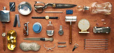 Gentlemen's Accessories at Paddle8