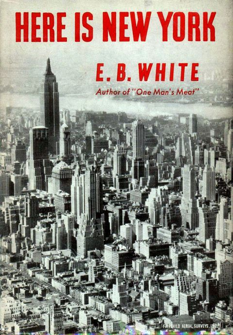 """<p> In the sweltering summer of 1948, E.B. White sat in a New York hotel room and composed """"the quintessential love letter"""" to the Manhattan of his youth. Though many years have since passed, his <a href=""""http://www.amazon.com/Here-New-York-E-B-White-ebook/dp/B004KZP0WY/ref=sr_1_1?s=books&ie=UTF8&qid=1445276647&sr=1-1&keywords=here+is+new+york+e.b.+white"""" target=""""_blank"""">New York memoir</a> remains a classic tribute to the city """"both changeless and changing."""" </p>"""