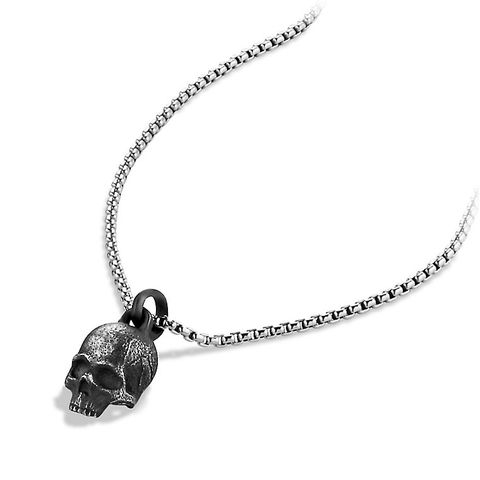 A History Lesson Of Why We Love To Wear Skulls