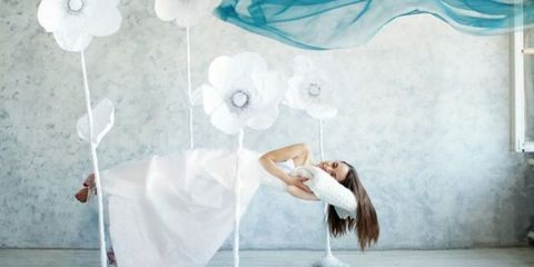 Art, Petal, Aqua, Teal, Painting, Illustration, Paint, Artwork, Drawing, Athletic dance move,