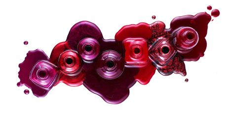 Red, Magenta, Pink, Carmine, Maroon, Colorfulness, Circle, Coquelicot, Artificial flower, Still life photography,