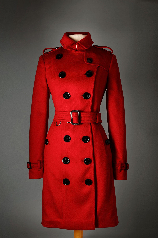 "<p>$2,595, <a href=""https://us.burberry.com/sandringham-fit-cashmere-trench-coat-p39944561?search=true"">Burberry</a>.</p>"
