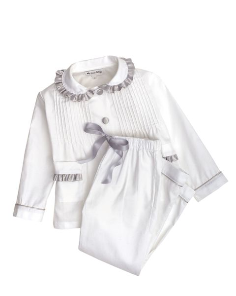 "<p> $76, <a href=""http://mylittleshop.com/collections/timeless/products/girls-pyjama-1"">My Little Shop</a>. </p>"