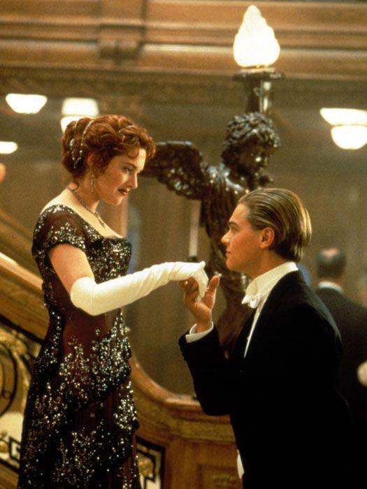 Titanic, romantic movies