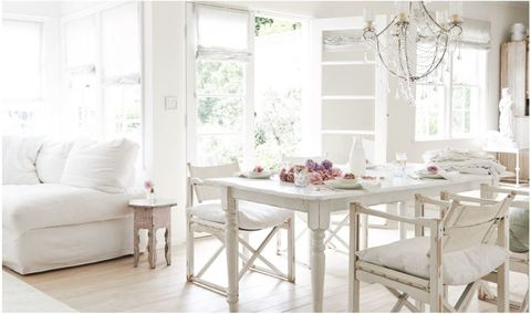 "<p>But her all-white color palette stands out most of all. Even though Ashwell admits there was a time when choosing white was considered ""safe,"" now she thinks it's a neutral color with wow factor — even going as far as calling it powerful, brave, and statement-making (we have to agree!).</p>"