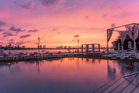 Dusk, Evening, Reflection, Sunset, Afterglow, Sunrise, Dock, Red sky at morning, Harbor, Port,