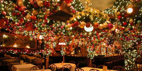 My Christmas Tree Isn T Drinking Water.17 Best Christmas Bars In Nyc 2019 Fun Holiday Themed Bars