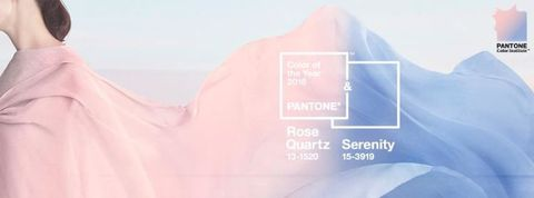 Pantone Colors of the year 2016