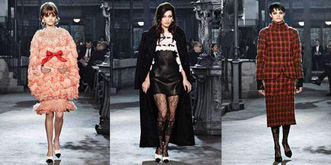 Clothing, Footwear, Leg, Human body, Sleeve, Textile, Outerwear, Style, Pattern, Fashion model,