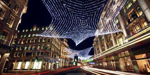 Night, Architecture, Infrastructure, City, Urban area, Metropolitan area, Landmark, Facade, Metropolis, Light,