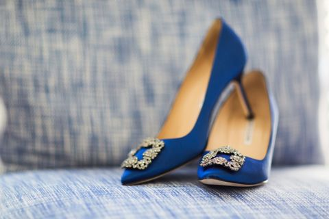 Blue, High heels, Sandal, Basic pump, Tan, Bridal shoe, Electric blue, Beige, Natural material, Foot,