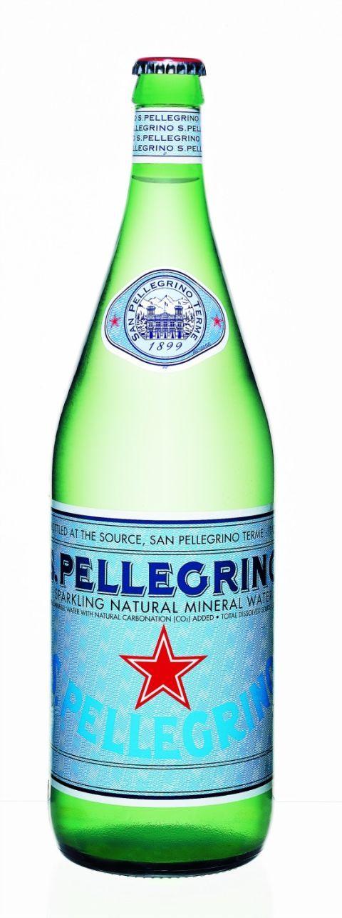 San Pellegrino Bottle