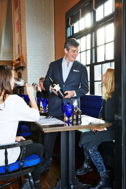Table, Furniture, Interior design, Drum, Membranophone, Curtain, Conversation, White-collar worker, Interior design, Houseplant,