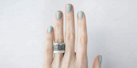 Finger, Skin, Nail, White, Style, Nail care, Fashion accessory, Ring, Manicure, Nail polish,