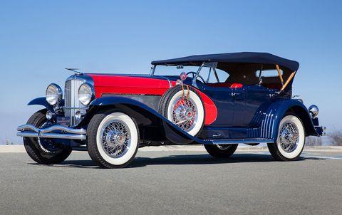 Tire, Wheel, Mode of transport, Automotive design, Blue, Vehicle, Transport, Classic car, Photograph, Car,