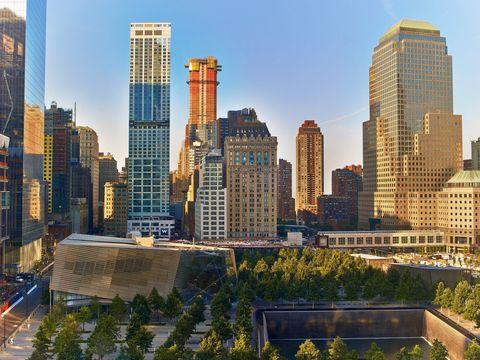 Tower block, Daytime, Metropolitan area, City, Urban area, Cityscape, Skyscraper, Metropolis, Neighbourhood, Commercial building,