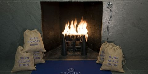 Heat, Flame, Fire, Gas, Bag, Hearth, Building material, Fireplace,