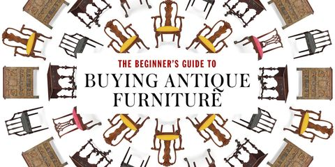 image - Antique Furniture Buying Guide - How To Buy And Collect Antiques
