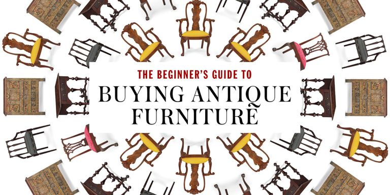 Christie's - Antique Furniture Buying Guide - How To Buy And Collect Antiques