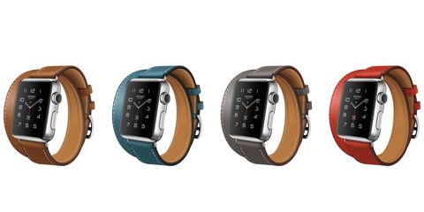 Product, Brown, Watch, Electronic device, Watch accessory, Font, Orange, Tan, Brand, Beige,