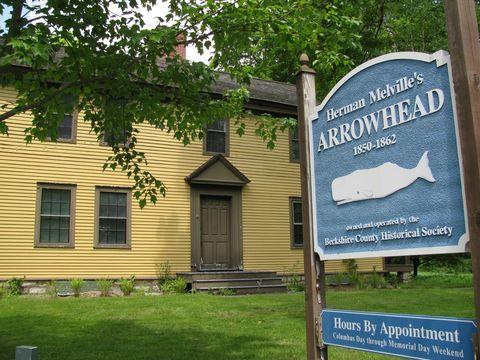 Herman Melville's Farm: Pittsfield, MA, U.S.