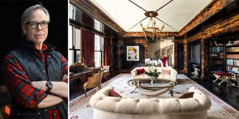 Glasses, Lighting, Interior design, Plaid, Shirt, Tartan, Ceiling, Couch, Room, Watch,