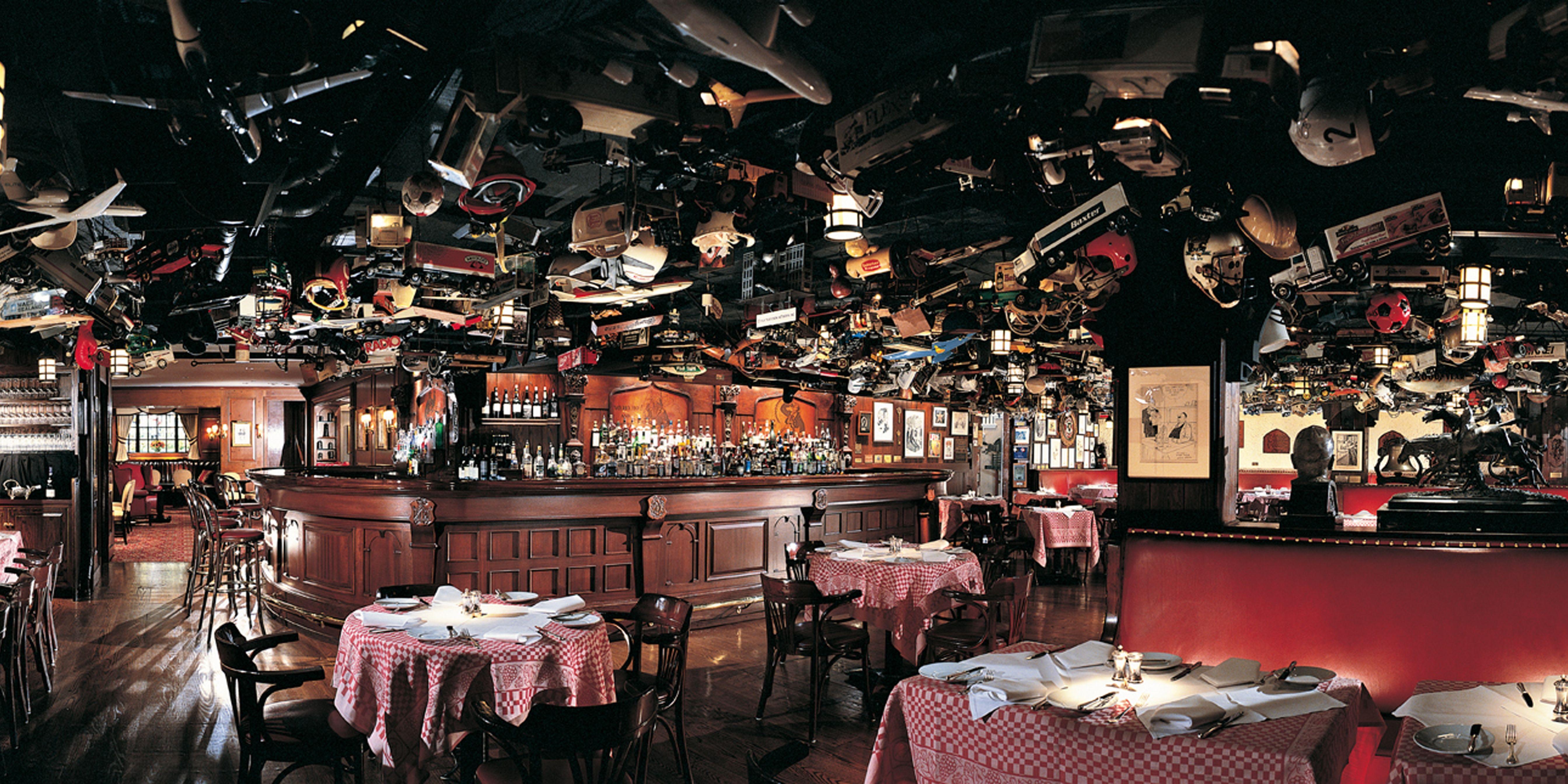 New York City Classic Restaurants Nyc Classic Restaurants