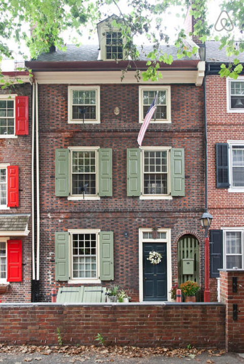 Brick, Window, Property, House, Brickwork, Door, Real estate, Building, Home, Wall,