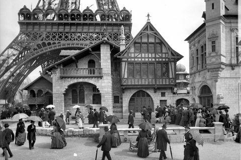 Paris-World-Fair-in-1889