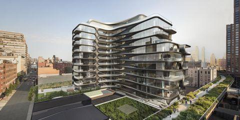Metropolitan area, Residential area, Condominium, Building, Architecture, Mixed-use, Urban design, Tower block, Urban area, Property,