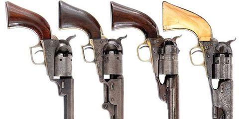 Tool, Metal, Steel, Silver, Blade, Household hardware, Nickel, Aluminium, Revolver,
