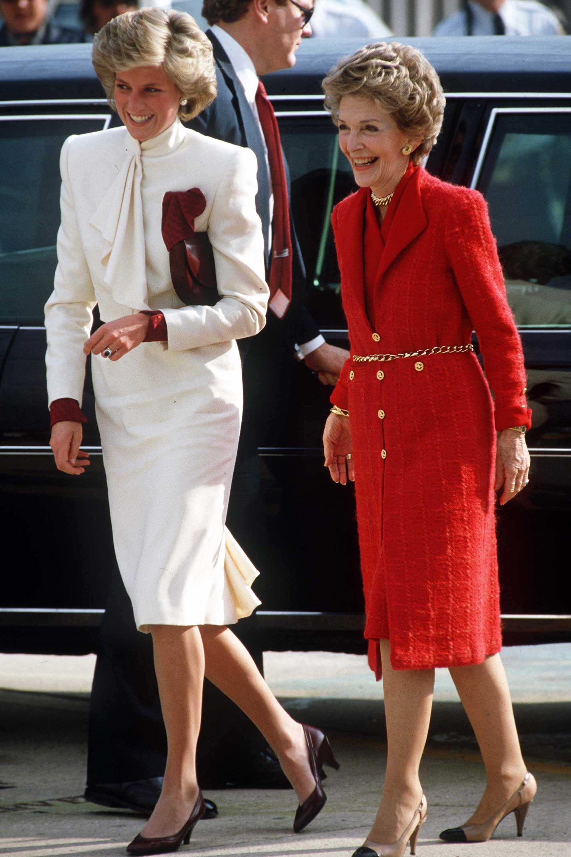 9dca4d378292 Nancy Reagan s Style Through the Years