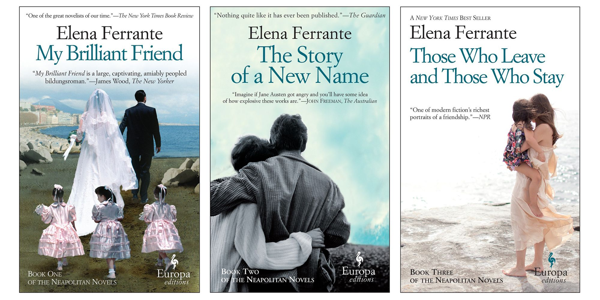 Has Elena Ferrante's True Identity Been Revealed?