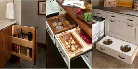 Room, Kitchen appliance, Ingredient, Food, Major appliance, Countertop, Cupboard, Kitchen, Cabinetry, Drawer,