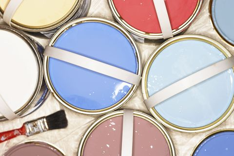 Circle, Material property, Silver, Paint, Cosmetics,