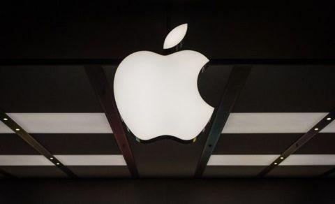 Apple, White, Ceiling, Style, Line, Fruit, Logo, Light, Produce, Grey,