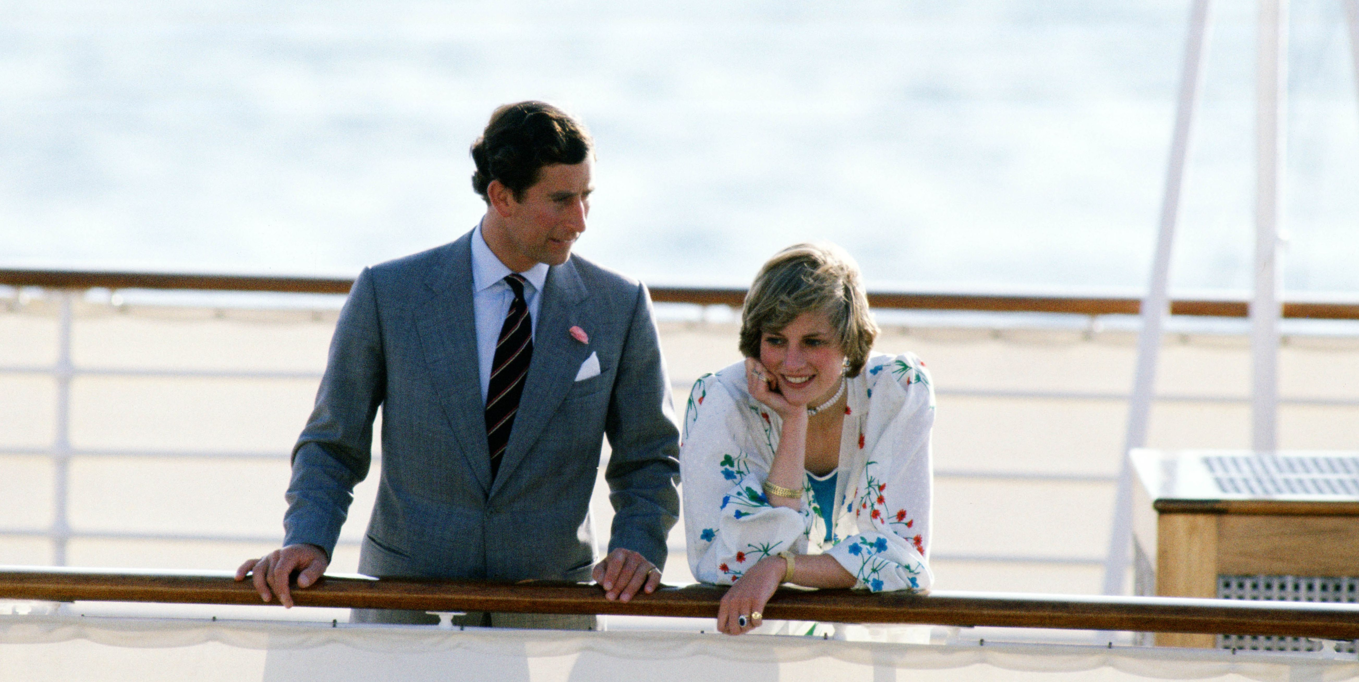 Image result for the royal britannia honeymoon charles and diana