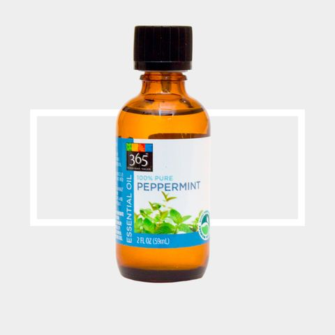 """<p>""""Our shoppers love essential oils— and this one is a particular favorite,"""" explains Giuliano. </p><p>That's probably because peppermint 1) smells delicious and 2) can be used for a variety of things including stimulating hair growth and reducing oiliness in skin.</p>"""