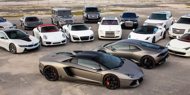 Luxury Rental Cars - How To Rent A Luxury Car