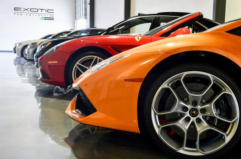 Luxury Rental Cars How To Rent A Luxury Car