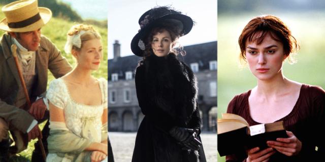 Watch Jane Austen Movies