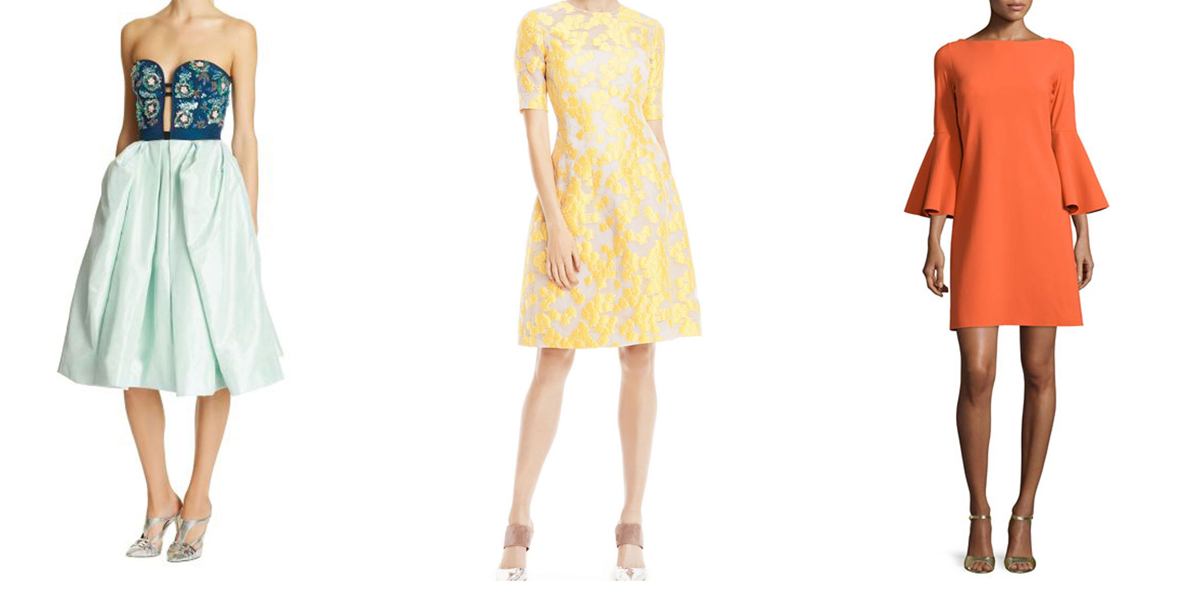 25 Stylish Summer Wedding Guest Dresses - What to Wear to a Summer ...