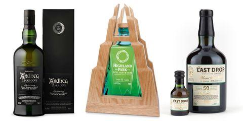 Product, Liquid, Glass bottle, Green, Bottle, Alcohol, Alcoholic beverage, Drink, Logo, Label,