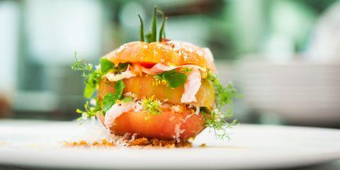 Food, Ingredient, Finger food, Cuisine, Produce, Vegetable, Dish, Recipe, Plate, Garnish,
