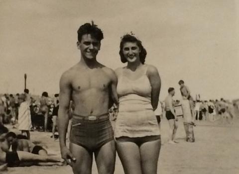 Fun, People, Human body, Standing, Photograph, Waist, Swimwear, Summer, People on beach, Abdomen,