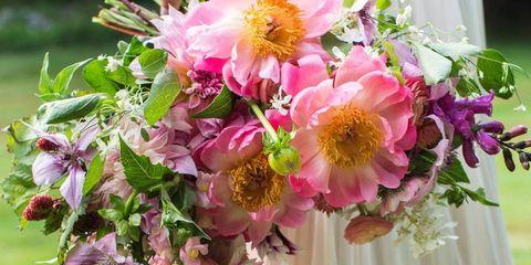 Petal, Bouquet, Flower, Cut flowers, Pink, Floristry, Peach, Flower Arranging, Floral design, Flowering plant,